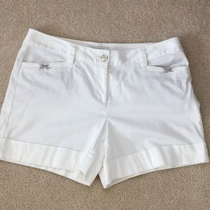 White House Black Market shorts